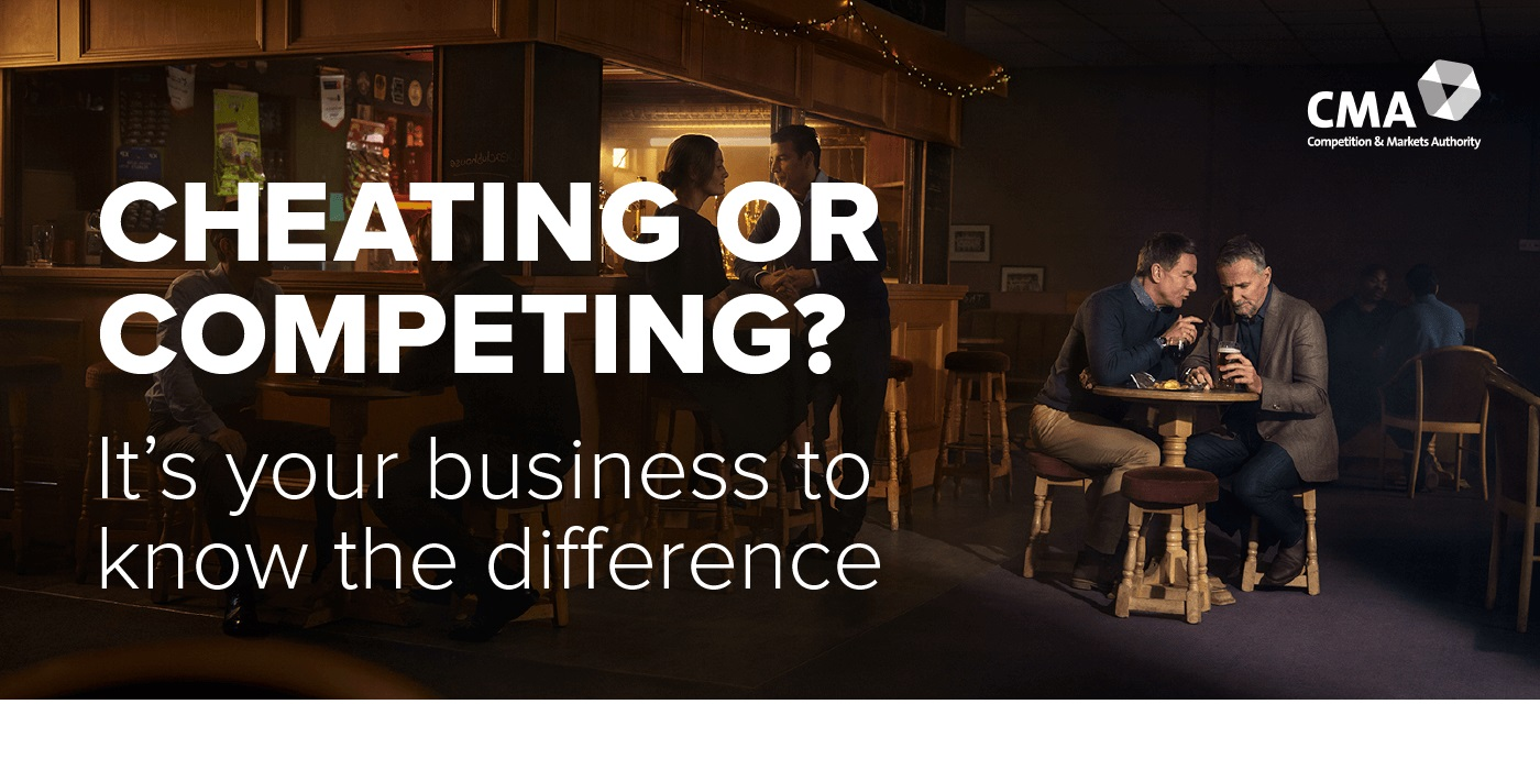 Cheating or Competing? It's your business to know the difference
